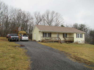 Caldwell WV Single Family Home For Sale: $149,900