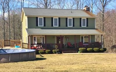 Asbury WV Single Family Home For Sale: $259,000