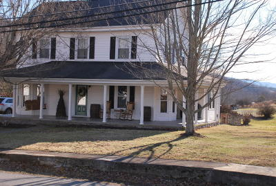 Lewisburg Single Family Home For Sale: 56 Back Valley Road