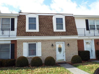 Lewisburg Condo/Townhouse For Sale: 149 Blackbird Way