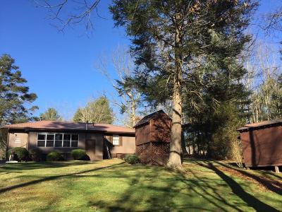 Alderson Single Family Home For Sale: 178 Woodbrier Estates Rd