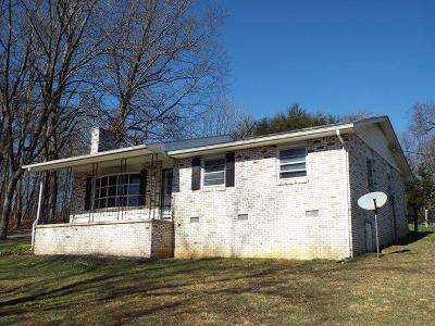 Alderson Single Family Home For Sale: 1805 Muddy Creek Mountain Rd