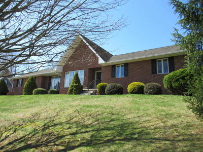 Lewisburg Single Family Home For Sale: 117 Via Largo Dr