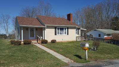 Lewisburg Single Family Home For Sale: 377 Montvue Drive