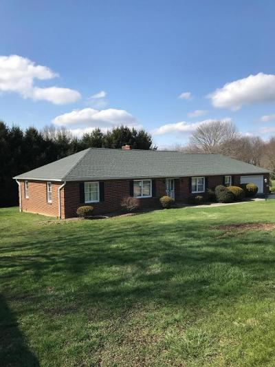 Lewisburg Single Family Home For Sale: 123 Rader Rd