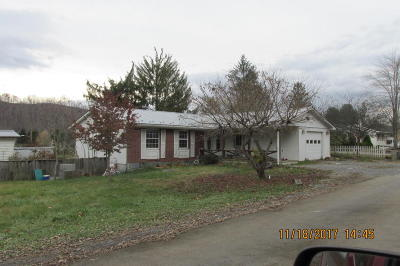 Alderson WV Single Family Home Sold: $30,000