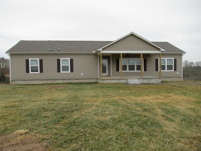 Lewisburg Single Family Home For Sale: 591 Vaughn Road