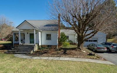 Lewisburg Single Family Home For Sale: 154 S Court St
