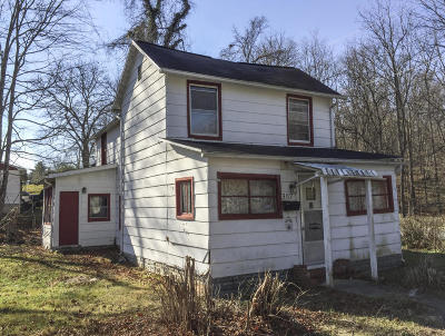Lewisburg WV Single Family Home For Sale: $40,000