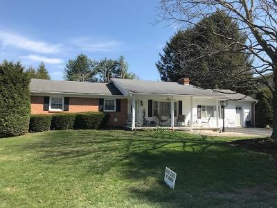 Lewisburg WV Single Family Home For Sale: $159,500