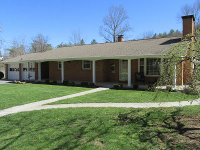 White Sulphur Springs Single Family Home For Sale: 130 Lower Pleasant Road