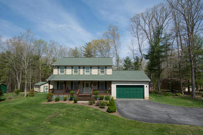 Lewisburg Single Family Home For Sale: 3423 Brush Road