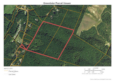 Clintonville WV Residential Lots & Land For Sale: $350,000