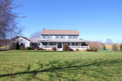 Lewisburg WV Single Family Home For Sale: $550,000