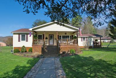White Sulphur Springs Single Family Home For Sale: 366 Pine Gap Rd