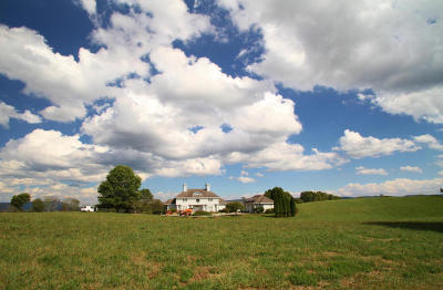 Farm For Sale: 591 Spring Creek Station Rd