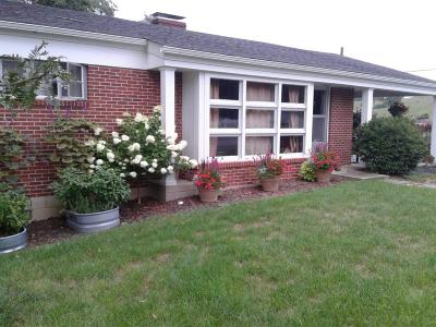 Union Single Family Home For Sale: 215 Green Hill Rd