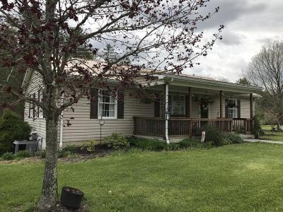 White Sulphur Springs Single Family Home For Sale: 5308 Pocahontas Trl