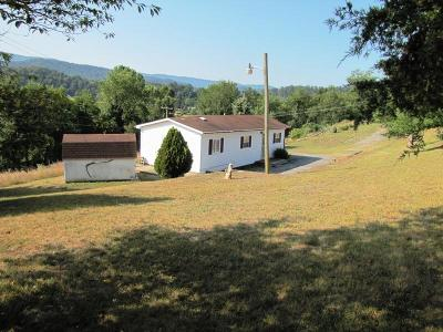 Lindside WV Single Family Home For Sale: $35,000