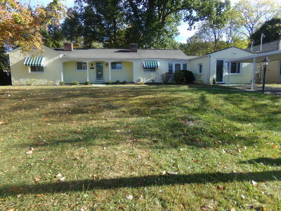 White Sulphur Springs WV Single Family Home For Sale: $135,000
