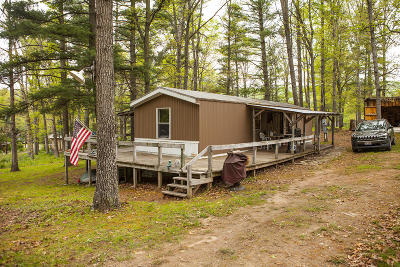 Gap Mills WV Mobile Home For Sale: $55,000