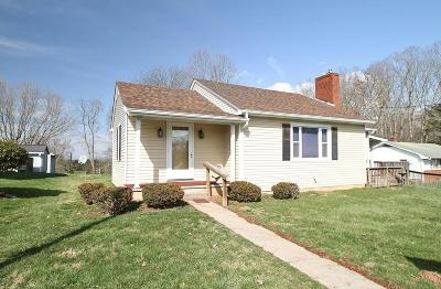 Lewisburg WV Single Family Home For Sale: $139,900