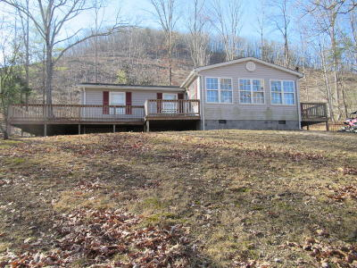 Caldwell WV Single Family Home For Sale: $129,900