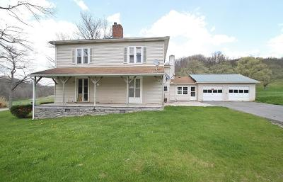 Lewisburg Single Family Home For Sale: 3094 Unus Rd