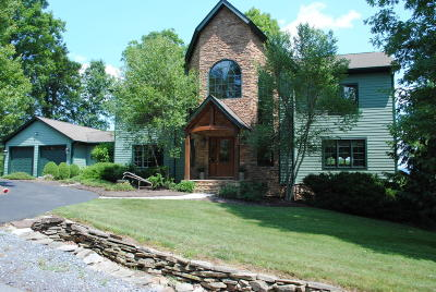 Lewisburg Single Family Home For Sale: 408 Fox Ridge Rd
