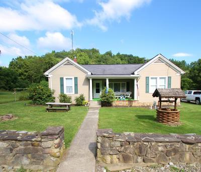 White Sulphur Springs Single Family Home For Sale: 640 Big Draft Rd