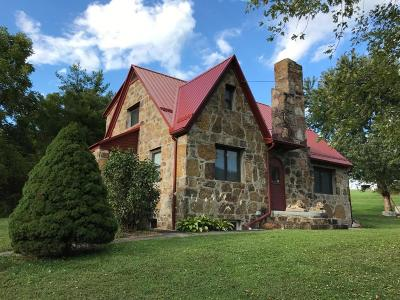 Peterstown WV Single Family Home For Sale: $145,000
