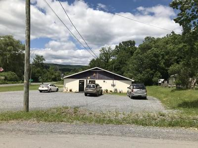 Meadow Bridge WV Commercial For Sale: $75,000