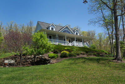 Lewisburg Single Family Home For Sale: 170 Hemlock Dr