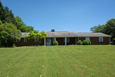 Lewisburg Single Family Home For Sale: 498 Dwyer Ln