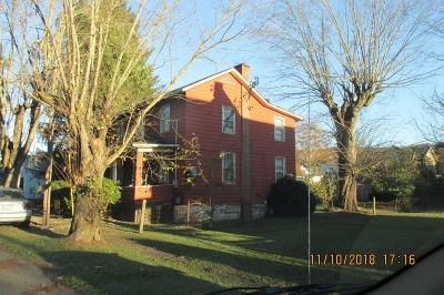 Ronceverte WV Single Family Home For Sale: $75,000