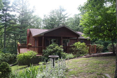 Hinton WV Single Family Home For Sale: $135,000