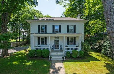 Lewisburg Single Family Home For Sale: 186 N Lee St