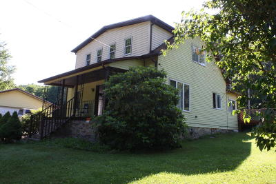 Greenbrier County Single Family Home For Sale: 798 Ball Diamond Road