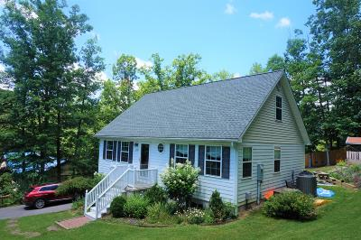 Lewisburg Single Family Home For Sale: 518 Mackle Pt