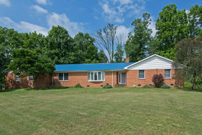 Lewisburg Single Family Home For Sale: 101 Hidden Meadow Ln