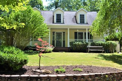 Lewisburg Single Family Home For Sale: 194 Stonehouse Woods Dr
