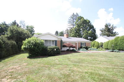 Lewisburg Single Family Home For Sale: 223 Dwyer Ln