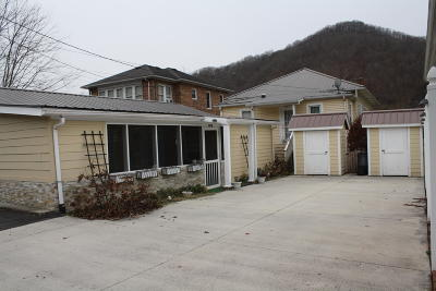Hinton WV Single Family Home For Sale: $80,000