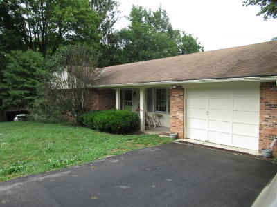 Lewisburg Single Family Home For Sale: 346 Highland Circle
