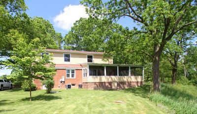 Lewisburg Single Family Home For Sale: 440 Fairview Rd