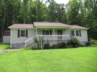Lewisburg Single Family Home For Sale: 450 Cherry Grove Ln