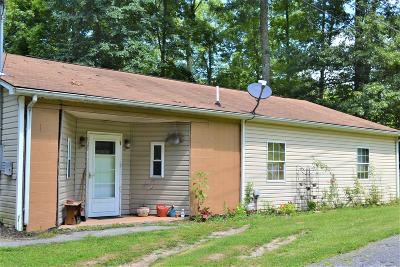 Lewisburg Single Family Home For Sale: 425 Broken Star Acres Rd