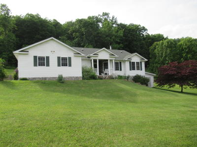Single Family Home For Sale: 128 Oak Leaf Drive