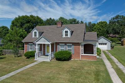 Lewisburg Single Family Home For Sale: 265 S Court St