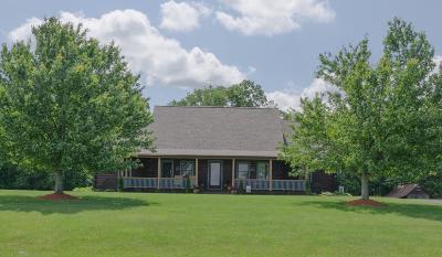 Lewisburg Single Family Home For Sale: 693 Belgian View Estates